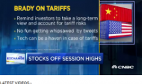Jason Brady on CNBC