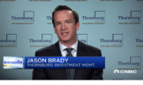 Jason Brady on CNBC The Exchange Clip