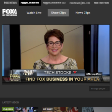 Nancy Tengler on Fox Business