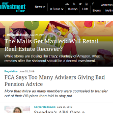 Ted Chang quoted in Chief Investment Officer