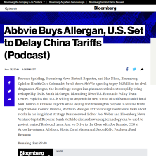 Thornburg's Connor Browne on Bloomberg Radio