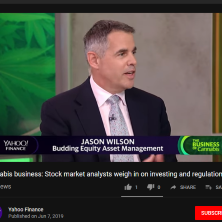 Jason Wilson on Yahoo Finance