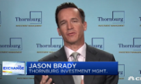 Jason Brady on CNBC The Exchange