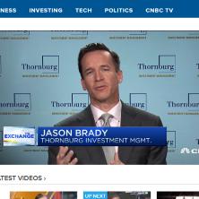 Jason Brady on CNBC The Exchange