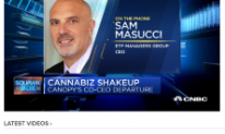 Sam Masucci on CNBC Squawk Box