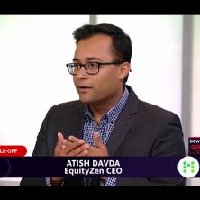 Atish Davda on Yahoo Finance