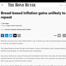Bryce quoted in Bond Buyer