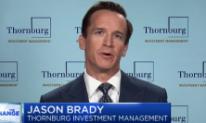 Jason Brady on CNBC