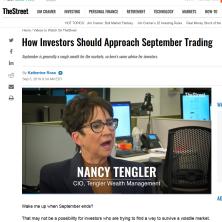 nancy tengler on thestreet