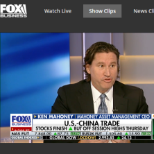 Ken Mahoney on Fox Business clip