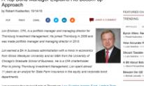 Lon Erickson CFA Thornburg Investment Management