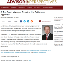 Lon Erickson CFA Thornburg Investment Management