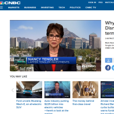 Nancy on CNBC clip - 1120