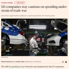 Nancy quoted in the Financial Times - 1112