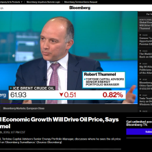 Rob on Bloomberg Surveillance clip