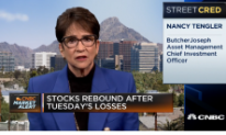 Nancy on CNBC clip