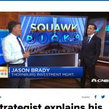Jason Brady on Squawk Box