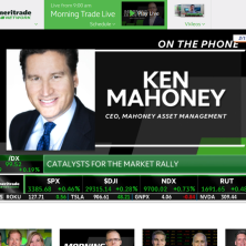 Ken Mahoney Talks Catalysts For The Market Rally