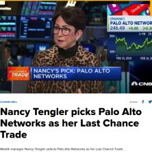 Nancy on CNBC Closing Bell