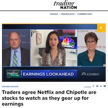 Nancy Tengler on CNBC Trading Nation