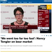 Laffer Tengler Investments CIO