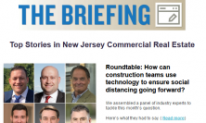 The Briefing Social distancing at construction sites, mixed-use property sale