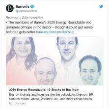 barrons energy roundatable