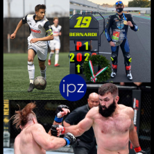 IPZ's Quinn Sullivan Rolls with the Union; Luca and Andrei Simply Roll